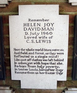 Joy Inscription
